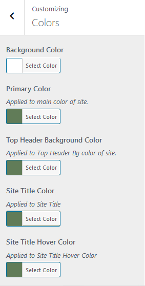 Happy Blog Pro Colors